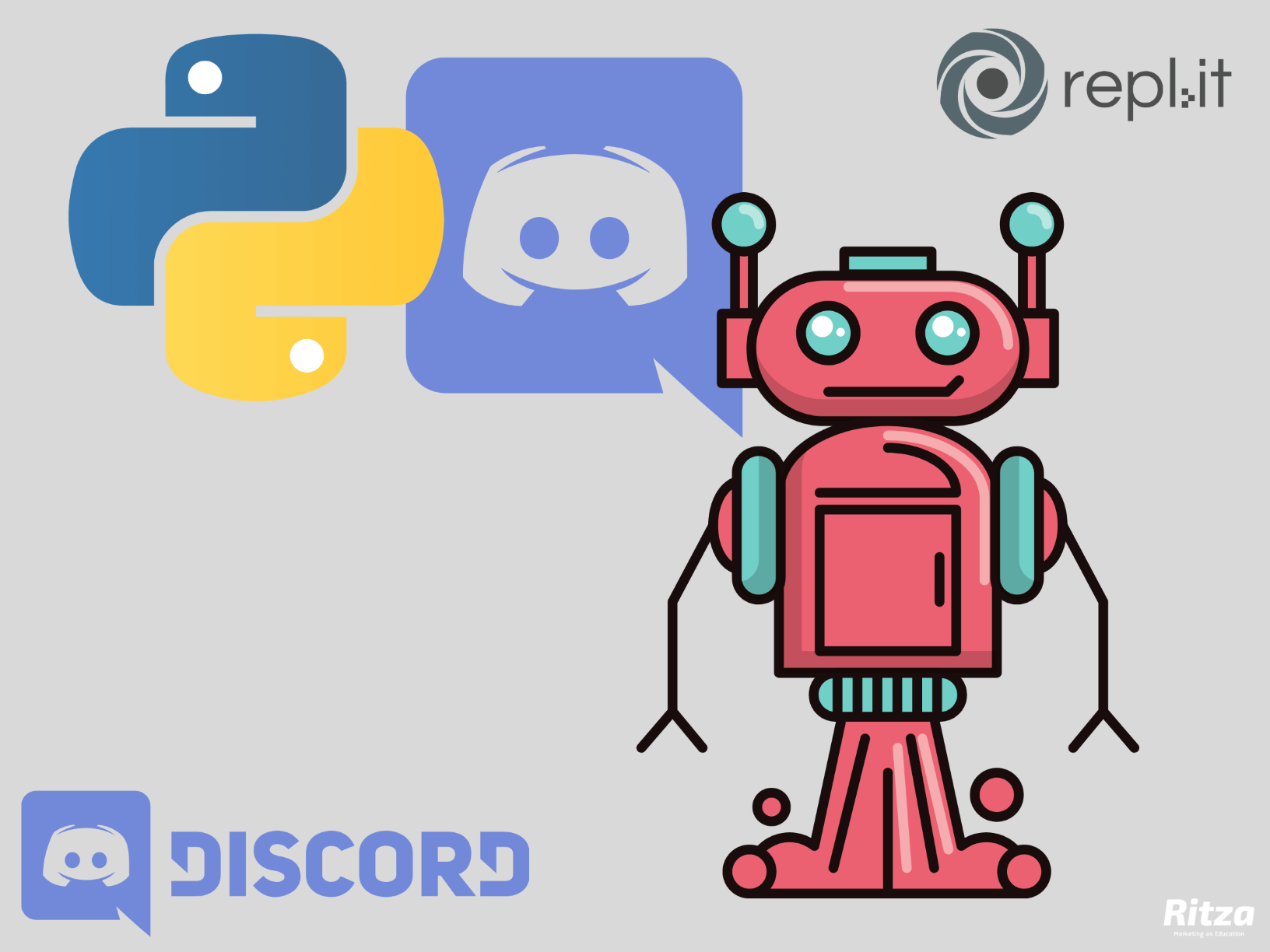 Building a Discord Bot with Python and Repl.it